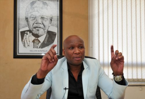 FILE PICTURE: Zizi Kodwa, the ANC's national spokersperson. Picture: Gallo Images / City Press / Elizabeth Sejake
