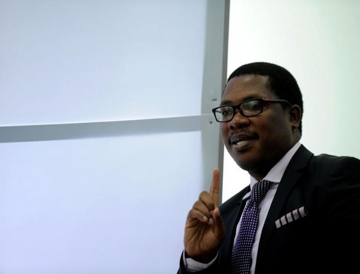 FILE PICTURE: Gauteng Education MEC Panyaza Lesufi. Picture: Werner Beukes/SAPA