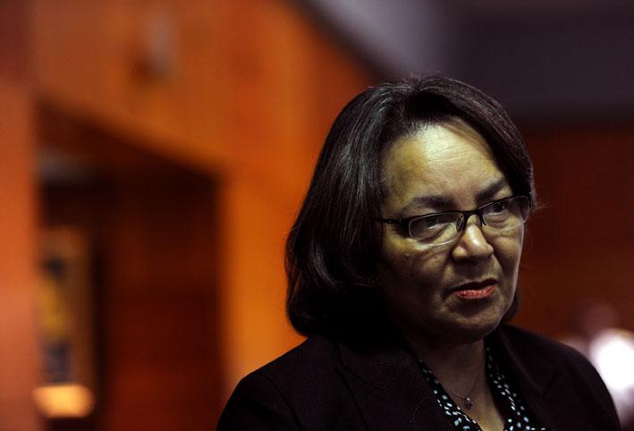 FILE PICTURE: Cape Town mayor Patricia de Lille. Picture: Werner Beukes/SAPA