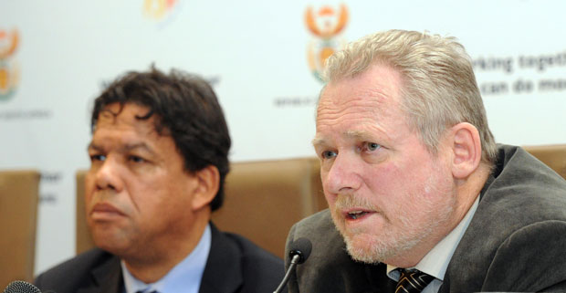FILE PICTURE: Minister of Trade and Industry Dr Rob Davies. Picture: GCIS