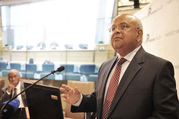 Hawks pile on corruption charge against Gordhan