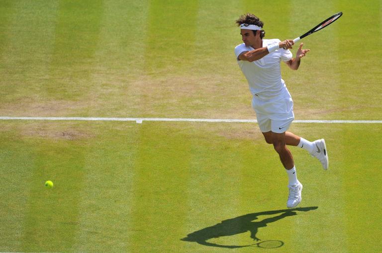 History on line as Djokovic, Federer get Wimbledon under way