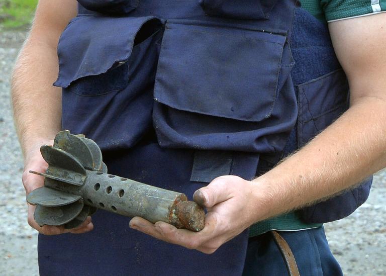 SANDF probing how mortar struck woman