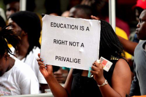 University students. Picture: Gallo Images / Sowetan / Thulani Mbele.