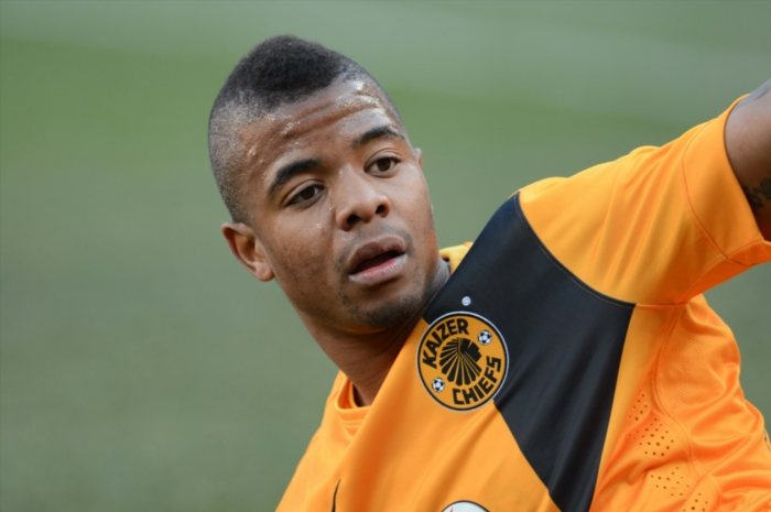George Lebese during the Carling Black Label Cup match between Kaizer Chiefs and Orlando Pirates at FNB Stadium on July 26, 2014 in Johannesburg, South Africa. (Photo by Lefty Shivambu/Gallo Images)