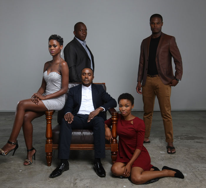 The characters of Isibaya. Picture: Supplied.