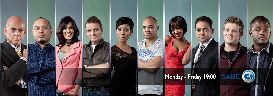 Calvin pursues a higher calling this week on Isidingo