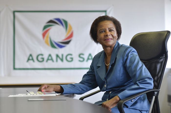 FILE PICTURE: Former Agang SA leader Mamphela Ramphele. Picture: Alaister Russell