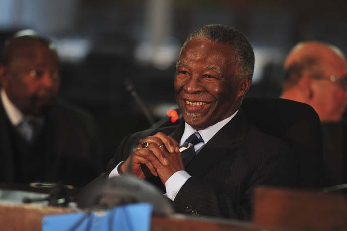 Mbeki supports us, he's just … quite busy – ANC
