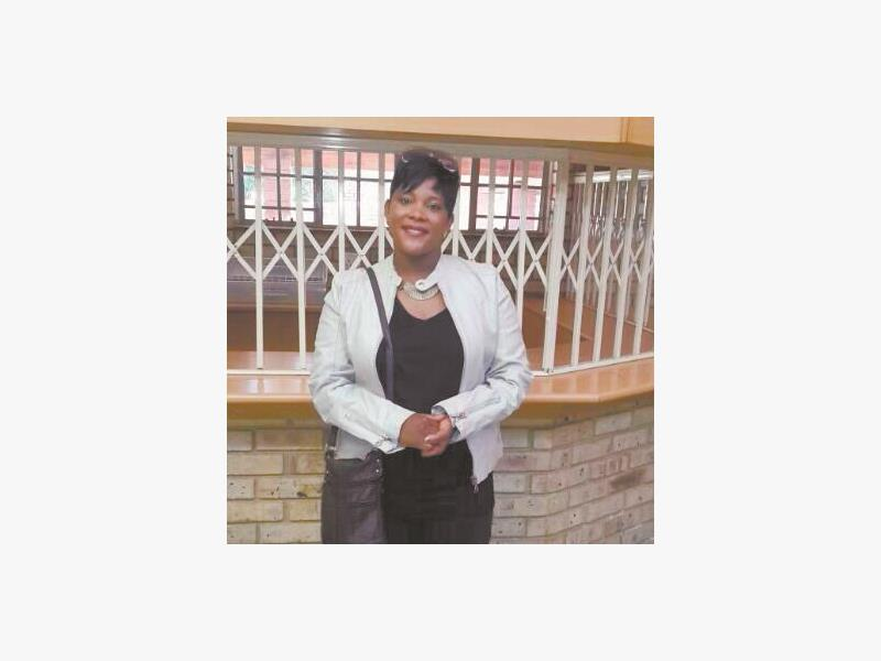 "Rachel ""Dolly"" Tshabalala, who was allegedly stabbed by popular JoziFM DJ Donald Sebolai. Sebolai is sought in connection with the murder of his live-in lover. Picture supplied 1 July 2014"