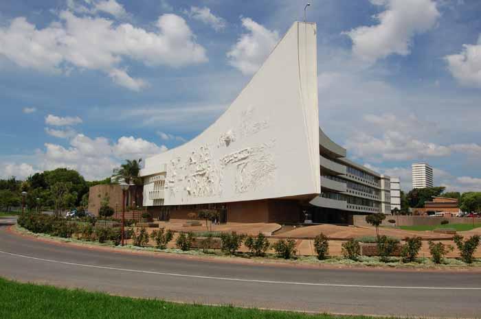 University of Pretoria building. Picture: Supplied