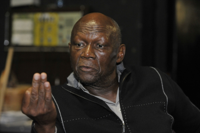 FILE PICTURE: Local Generations producer Mfundi Vundla during an interview. Picture: Gallo Images