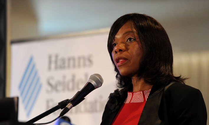 FILE PICTURE: Public Protector Thuli Madonsela. Picture: Werner Beukes/SAPA