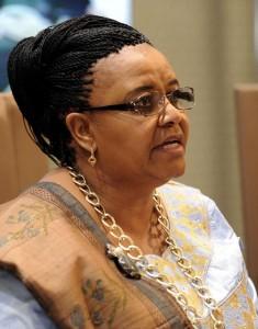 FILE PICTURE: Minister Edna Molewa. (Photo: GCIS)
