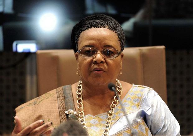 Minister Edna Molewa. (Photo: GCIS)