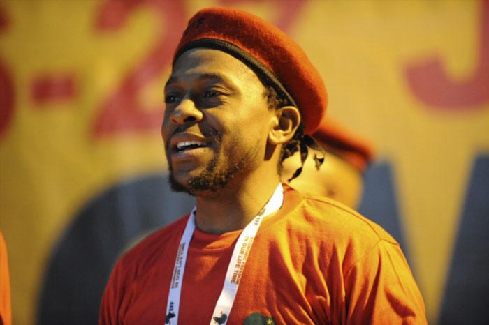 Mbuyiseni Ndlozi. Picture: Gallo Images