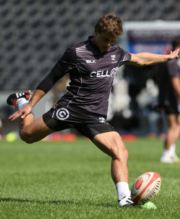 FILE PICTURE: Patrick Lambie during the Cell C Sharks captains run. Picture: Steve Haag/Gallo Images