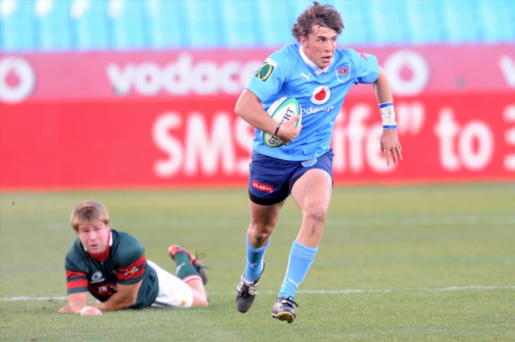 FILE PICTURE: Burger Odendaal during the match between Blue Bulls and Leopards. Picture: Lee Warren / Gallo Images.