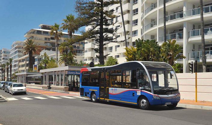 A MyCiTi bus. Picture: Facebook.com
