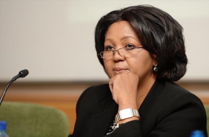 FILE PICTURE:  Former SABC board chairperson Zandile Tshabalala. Picture: Gallo Images / Daily Sun / Trevor Kunene