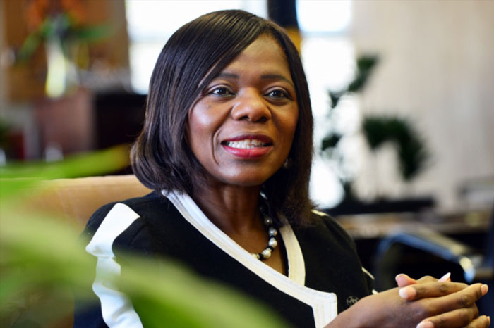 Former Public Protector Thuli Madonsela. (File photo by Gallo Images / City Press / Leon Sadiki)