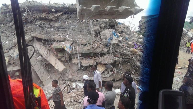 Probe Nigerian building collapse – NLC
