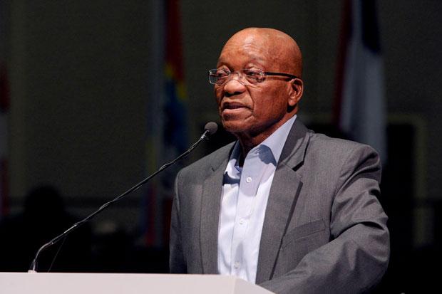 FILE PICTURE: President Jacob Zuma. (Photo: GCIS)