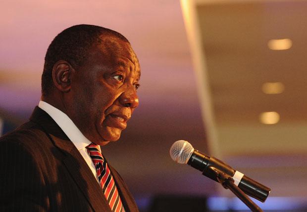 Cyril Ramaphosa to return to Lesotho