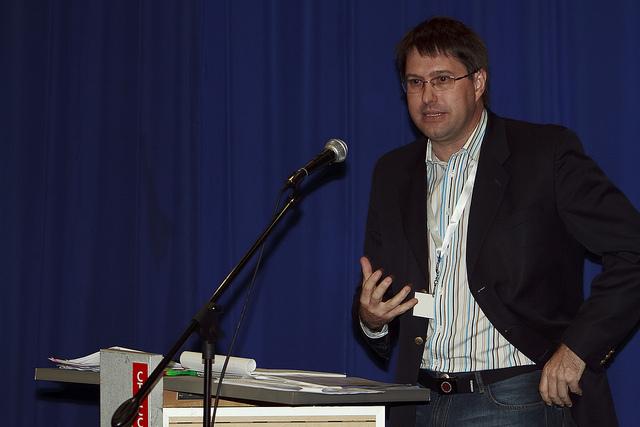 Democratic Alliance MP David Maynier. Picture: DA flickr