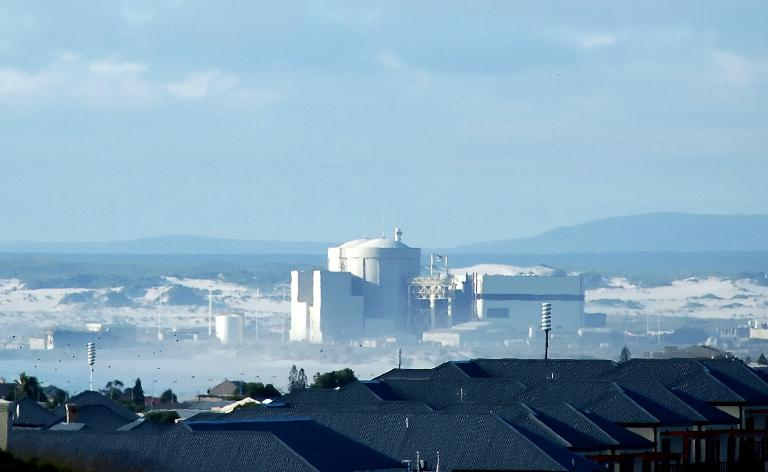 SAFCEI concerned at Koekerg nuclear power station 'incidents'