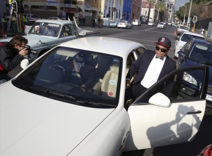 Tony Yengeni New Car