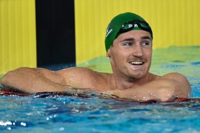 Cameron van der Burgh bags SA's first silver medal