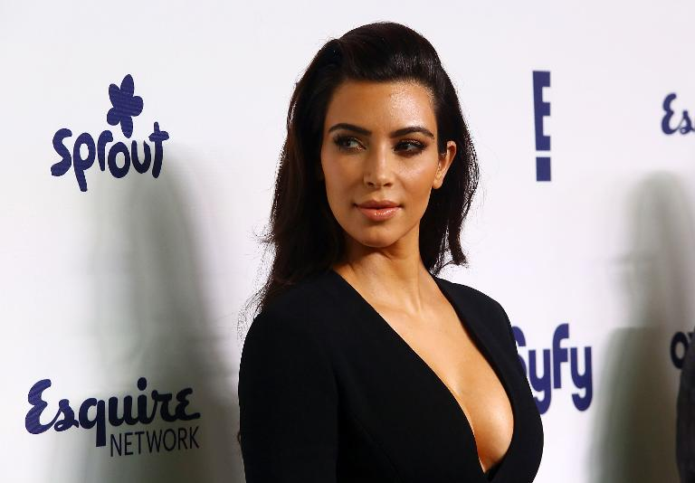 Getty/AFP/File / Astrid Stawiarz<br />Kim Kardashian attends an event in New York City on May 15, 2014