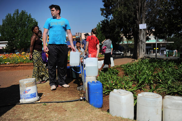 Water levels remains low – Rand Water
