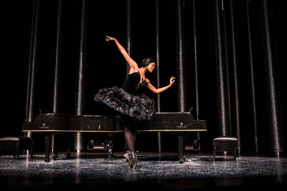 Don't miss Award-winning ballerina, choreographer and model Kitty Phetla talking with filmmaker and photographer Adrian Steirn about her journey from Soweto onto the world's stages, and performing one of the most iconic roles – The Dying Swan – for former president Nelson Mandela.