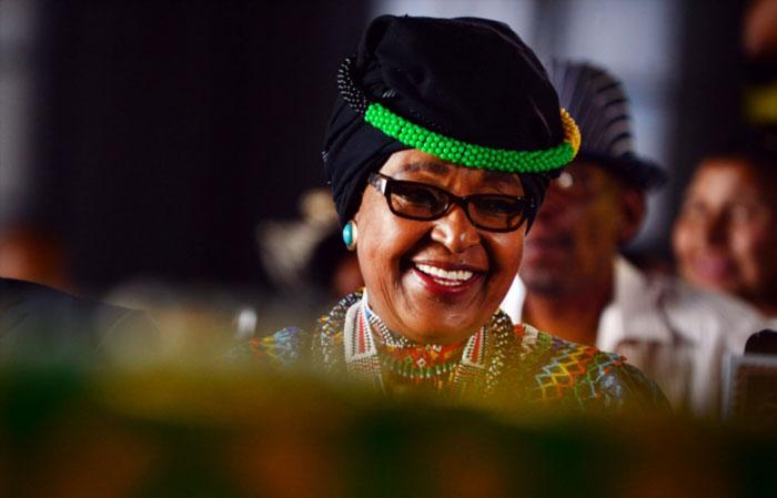 FILE PICTURE: Winnie Madikizela-Mandela. (Photo by Gallo Images / City Press / Leon Sadiki)