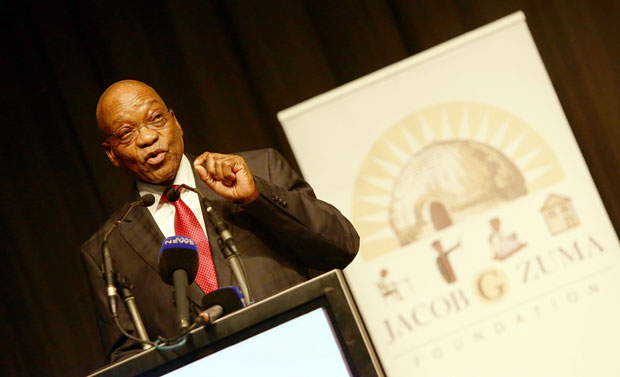 FILE PICTURE: President Jacob Zuma. Picture: GCIS