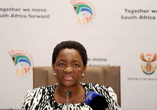 FILE PICTURE: Social Development Minister Bathabile Dlamini. (Photo: GCIS)