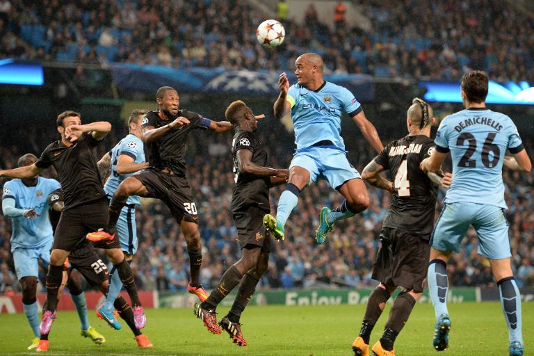 UEFA Champions League highlights (video)