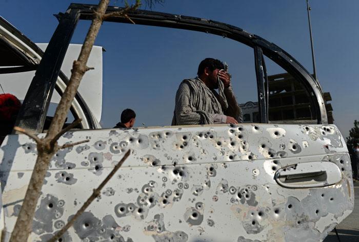 AFP PHOTO/Wakil Kohsar