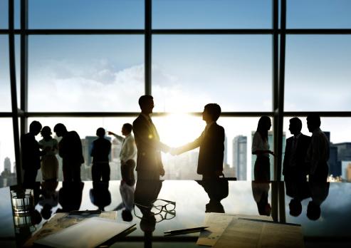 business stock, office, shake hands, work