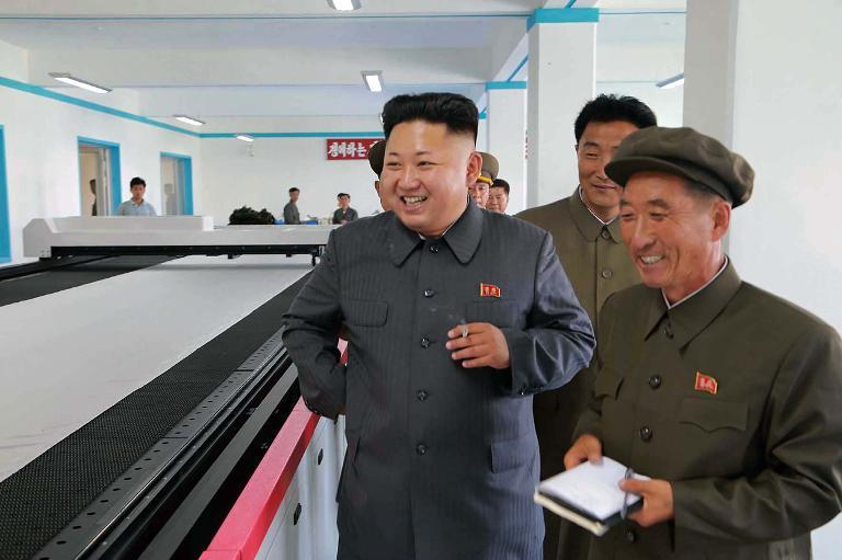 N. Korea leader says missile test 'greatest success'