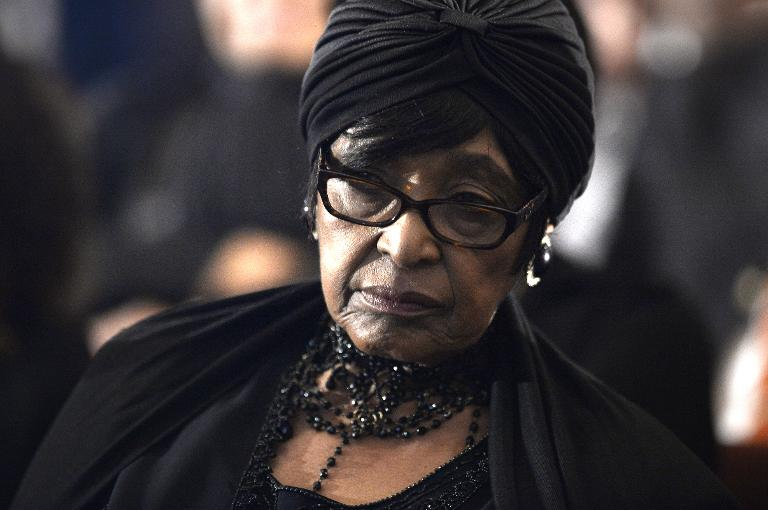 As Sarafina Carries On Its Run Winnie Says She S Still Waiting For