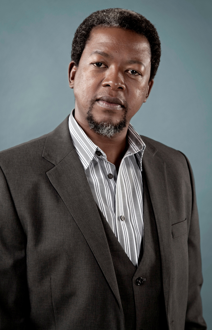 FACT AND FICTION. Lindani Nkosi says he is very different from his character Lincoln Sibeko. Picture: Supplied.