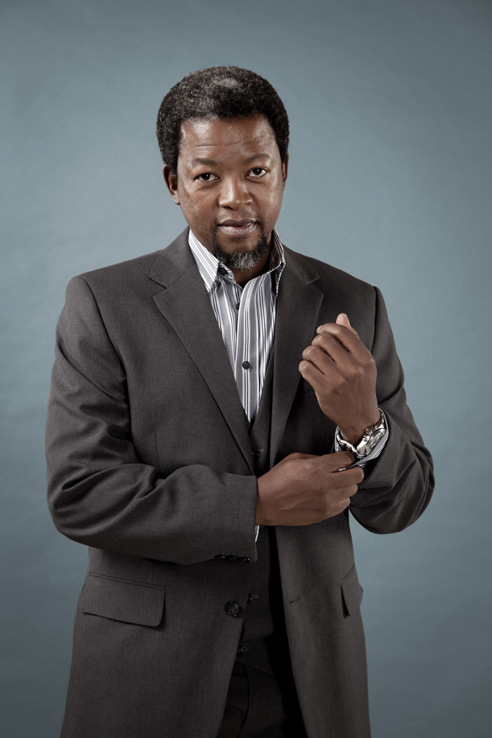 BIG ROLE. Lindani Nkosi is excited about being a lead actor on Isidingo. Picture: Supplied