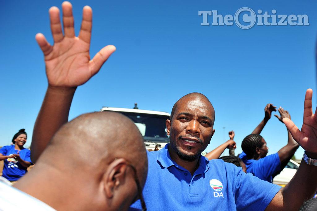 DA can win in Tshwane, says Maimane