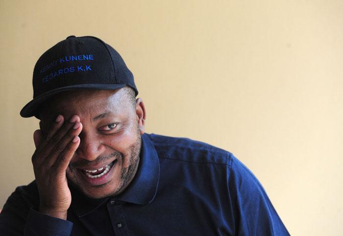 Kunene's fake news and shot credibility