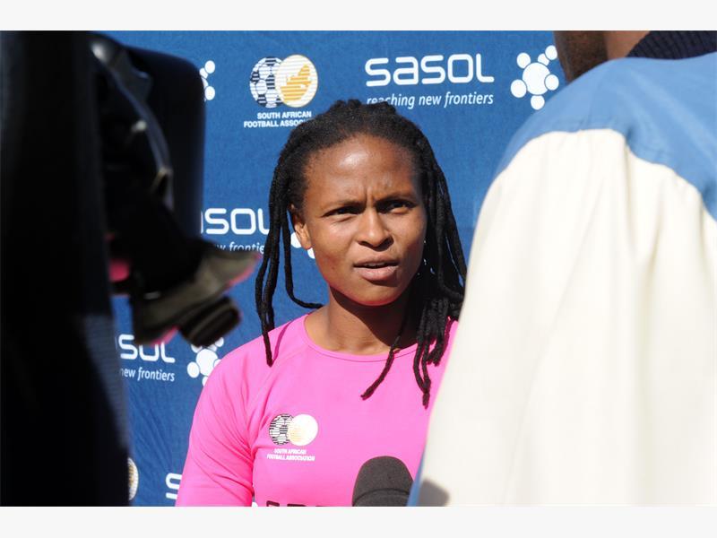 Amanda Dlamini. Picture: Backpagepix