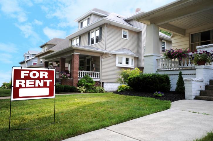 Residential rental market struggling for growth