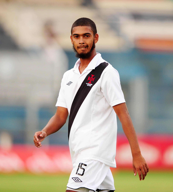 Formerly at Vasco Da Game, Shaeed Mobara is now at Santos. Pic:  Muzi Ntombela/BackpagePix